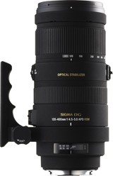 Sigma 120-400mm F4.5-5.6 APO DG OS HSM for Pentax