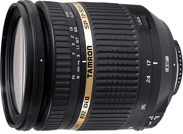 Tamron AF 17-50mm F/2,8 XR Di II VC LD ASL [IF] pour Canon