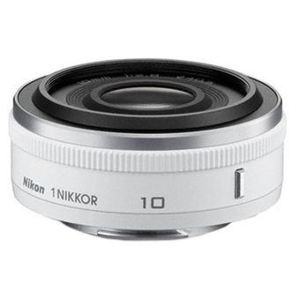 1 NIKKOR 10 mm f/2.8 White