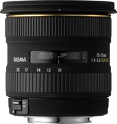 Sigma 10-20mm F4-5,6 DC EX for Canon