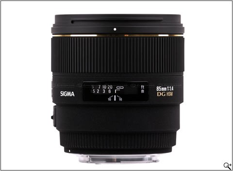 Sigma 8mm F3,5 Fish Eye Circulaire DG EX for Canon