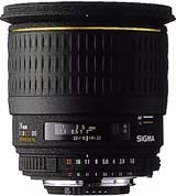 Sigma 24mm f/1.8 EX DG ASPHERICAL MACRO for Canon