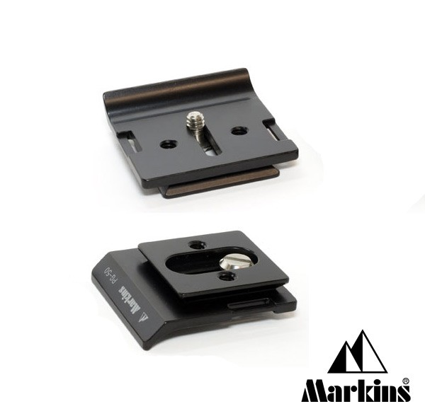 Markins PG-50 for Nikon and Canon bodys with battery grip
