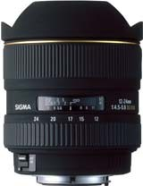 Sigma 12-24mm F4.5-5.6 EX DG ASPHERICAL / HSM for Sony