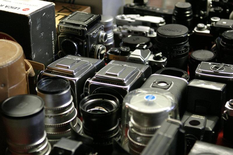 bourse photo d'occasion photo ét cinéma à Bruxelles (Woluwe)