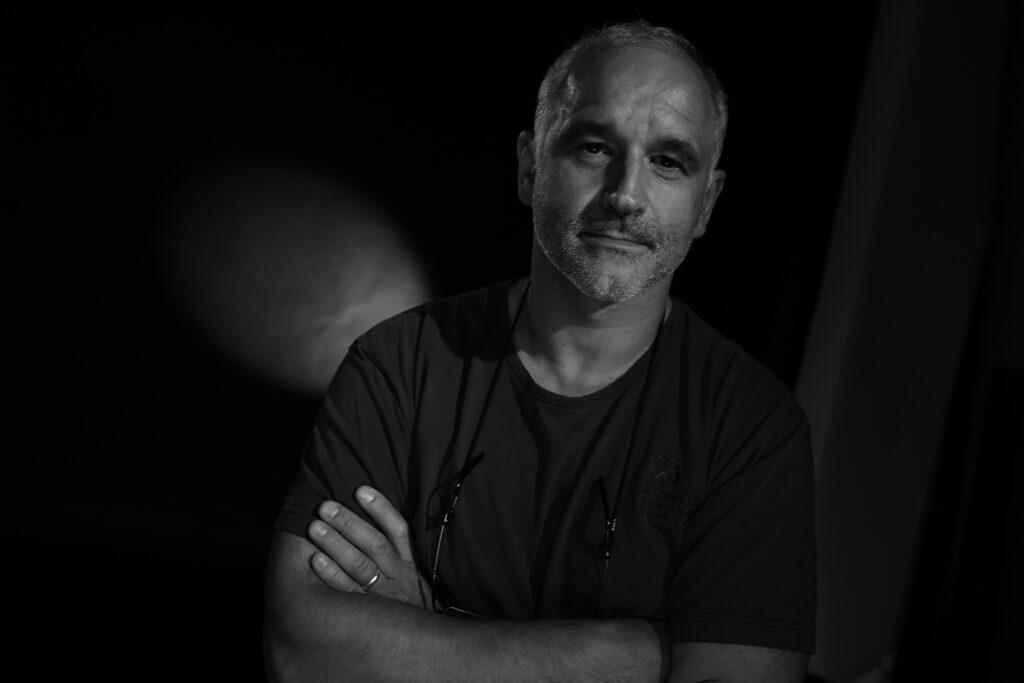 Workshop photo portrait Harcourt